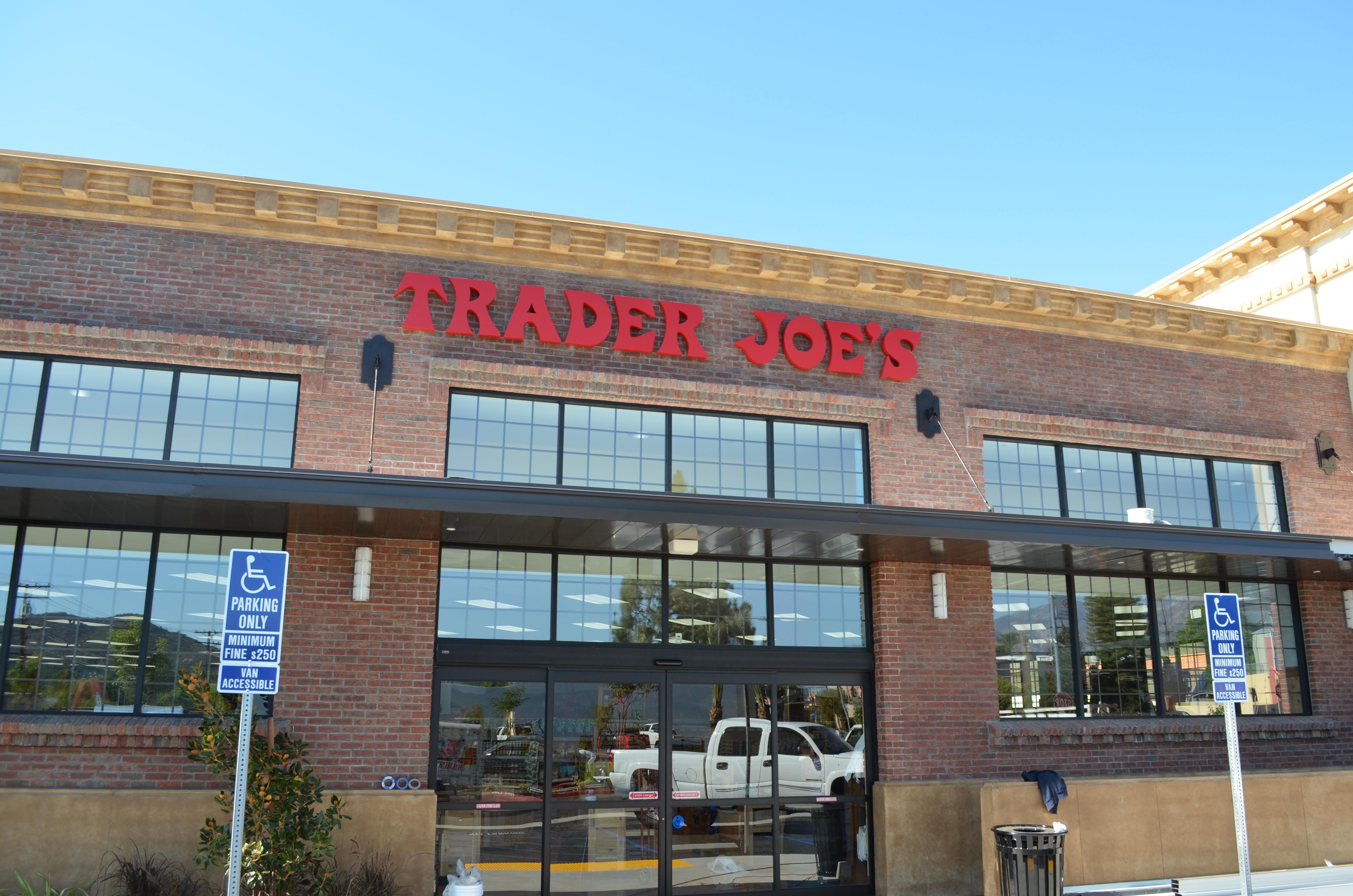 Trader Joe S Metal Roof Cms Metal Fabrication